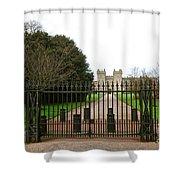 Windsor Castle Shower Curtain