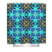 Arabesque 106 Shower Curtain