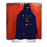 Star Wars At Art Shower Curtain