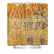 23096 Kazimir Malevich Shower Curtain
