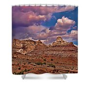 San Rafael Swell Shower Curtain