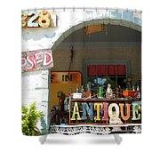 2328 Closed Shower Curtain
