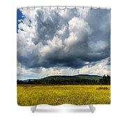 Cranberry Glades Botanical Area Shower Curtain