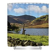 Crummock Water Shower Curtain