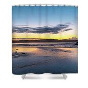 Daybreak Seascape Shower Curtain