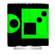 245c Shower Curtain