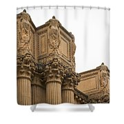 2511- Palace Of Fine Arts Shower Curtain