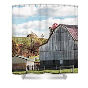 252 New Bedford Shower Curtain