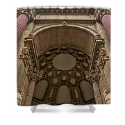 2520- Palace Of Fine Arts Shower Curtain