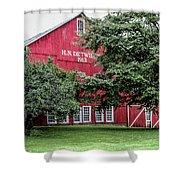 254 Salem Ohio_fa Shower Curtain