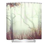 Nature Shower Curtain