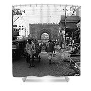 New Delhi India Shower Curtain