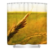 Nature Art Landscape Shower Curtain