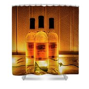 2701- Mauritson Wines Shower Curtain