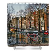 274 Amsterdam Shower Curtain