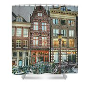 275 Amsterdam Shower Curtain