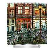 276 Amsterdam Shower Curtain