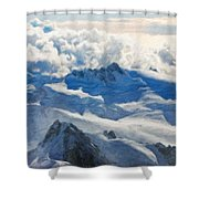 Landscape Nature Shower Curtain