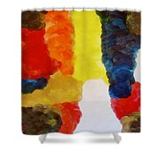 Cloudworks Shower Curtain