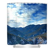 Lake Landscape Shower Curtain