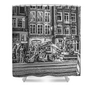 286 Amsterdam Shower Curtain