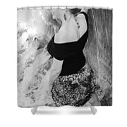 Art Of Life Shower Curtain