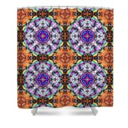 Arabesque 097 Shower Curtain