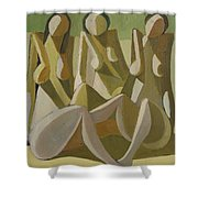 29_46x45 Shower Curtain