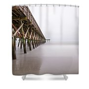 2nd Ave Exposure Shower Curtain