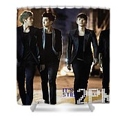 2PM Shower Curtain