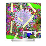 3-21-2015abcdef Shower Curtain