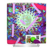 3-21-2015abcdefghijklmnopqrt Shower Curtain