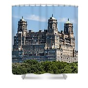 211 Cpw Shower Curtain