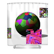3-23-2015dabcde Shower Curtain