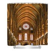 Abbey Of Saint - Remi Reims Shower Curtain