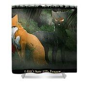 Animal Shower Curtain