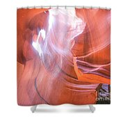Antelope Canyon Arizona Shower Curtain