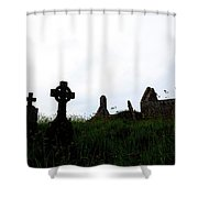 Ballingskelligs - Ireland Shower Curtain