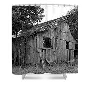 Barn In Kentucky No 69 Shower Curtain