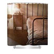 Bedroom Shower Curtain
