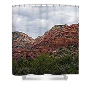 Boynton Canyon Shower Curtain