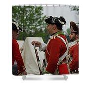 British Camp Shower Curtain
