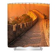 China, Mu Tian Yu Shower Curtain