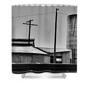 Dairy Farm Shower Curtain