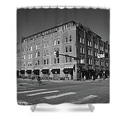 Denver - Lodo District Shower Curtain