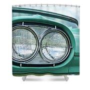Edsel Shower Curtain