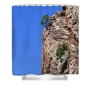 Eldorado Canyon State Park Shower Curtain