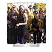Emma Crawford Coffin Races In Manitou Springs Colorado Shower Curtain