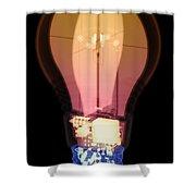 Energy Efficient Led Light, X-ray Shower Curtain