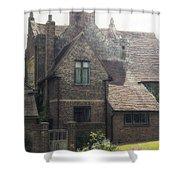 English Cottage Shower Curtain